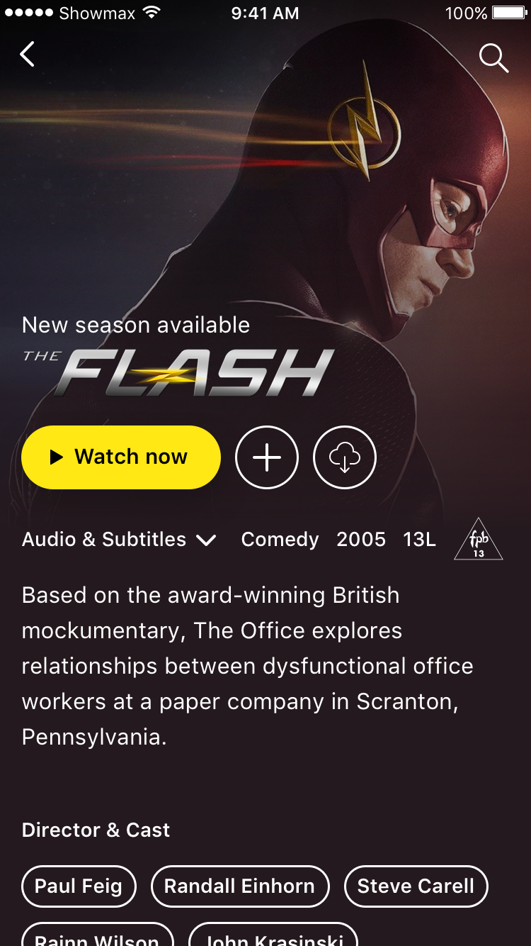 Watch now Flash
